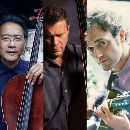 Edgar Meyer joins Yo-Yo Ma and Chris Thile for Bach Trios tour in