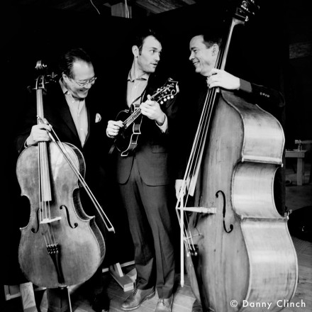 Bach Trios tour launches April 21 with Yo-Yo Ma and Chris